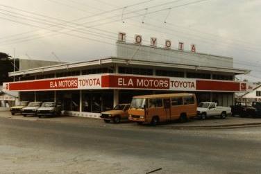 Ela motors used cars png for Kr motors port moresby